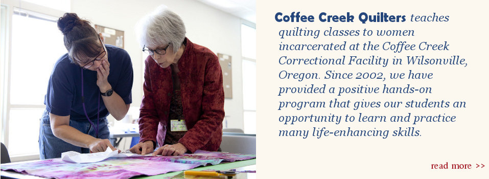 Coffee Creek Quilters