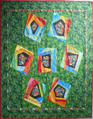 Quilt by Nancy Dudley