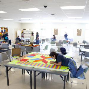 CCQ classroom