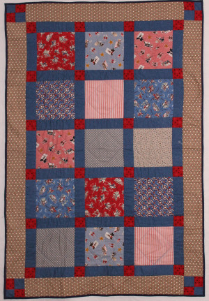 Canby library quilt show