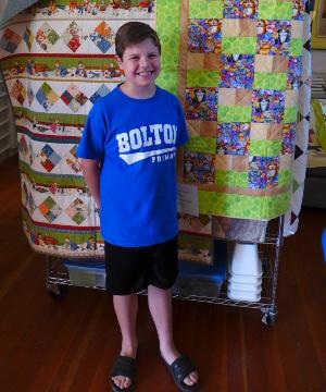 Zack's quilt