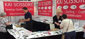 KAI donates scissors to CCQ